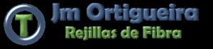 Logotipo Jm Ortigueira Rejillas de Fibra
